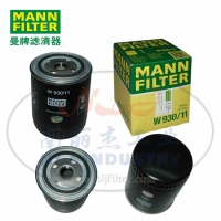 MANN-FILTER(曼牌滤清器)油滤W930/11