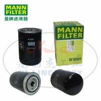 MANN-FILTER(曼牌滤清器)油滤W9009