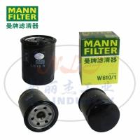MANN-FILTER(曼牌滤清器)油滤W610/1
