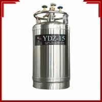 绥化自增压液氮罐天驰YDZ-15不锈钢杜瓦罐厂家