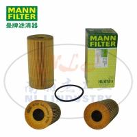 MANN-FILTER(曼牌滤清器)机油滤芯HU618x