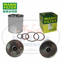 MANN-FILTER曼牌滤清器机油滤芯PF925x