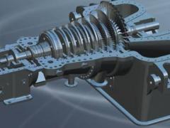 汽轮机种类、配套设施及优点