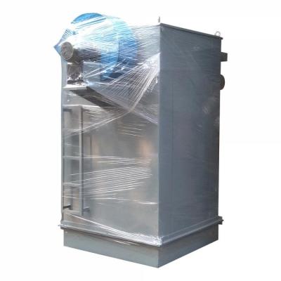 供应搅拌站仓顶24袋脉冲除尘器 布袋单机除尘器
