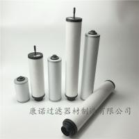 真空泵排气过滤器4900154201油雾滤芯康诺