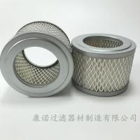 真空泵空气滤芯0532000002型号RA/RC250康诺