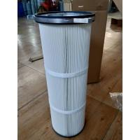 滤筒除尘器滤筒 防静电除尘滤芯 工业除尘滤筒 支持定制