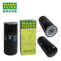MANN-FILTER(曼牌滤清器)油滤W11102/37