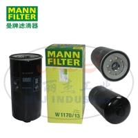 MANN-FILTER(曼牌滤清器)油滤W1170/13