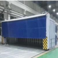 移动式喷漆房 轨道式伸缩房 技术原理详细介绍