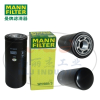 MANN-FILTER(曼牌滤清器)油滤WH980/3