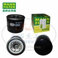 MANN-FILTER(曼牌滤清器)油滤W6018