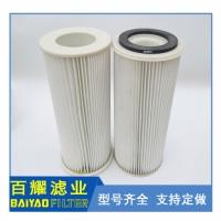安满能除尘器PPC2000/3000粉尘滤筒滤芯