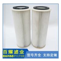 安满能PIB220072抗静电除尘滤芯脉冲喷射粉尘滤筒